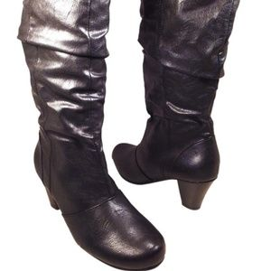 New Directions Tracey Knee High Boots